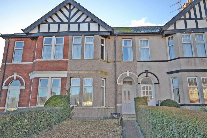 3 Bedrooms Terraced House for sale in Risca Road, Newport, Gwent. NP20 4HY