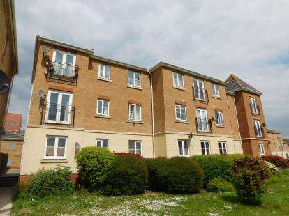2 Bedrooms Flat for sale in Purfleet, Essex