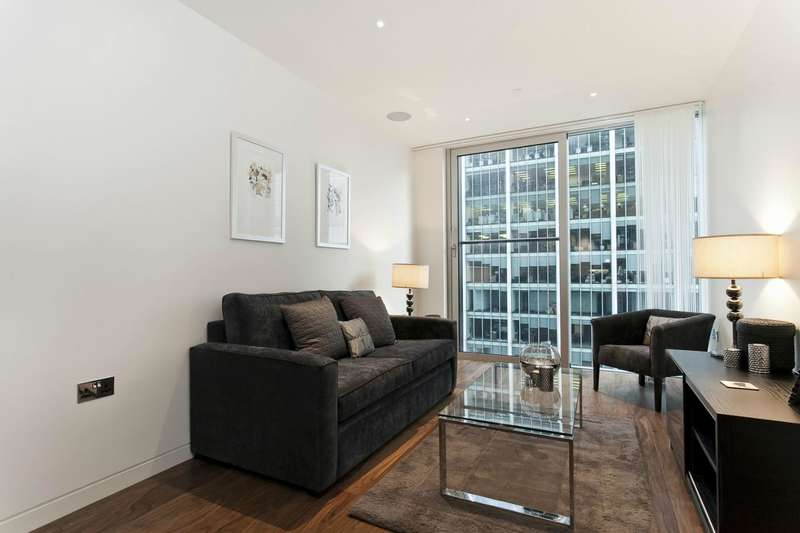 1 Bedroom Flat for sale in The Heron, 5 Moor Lane, Moorgate, London EC2