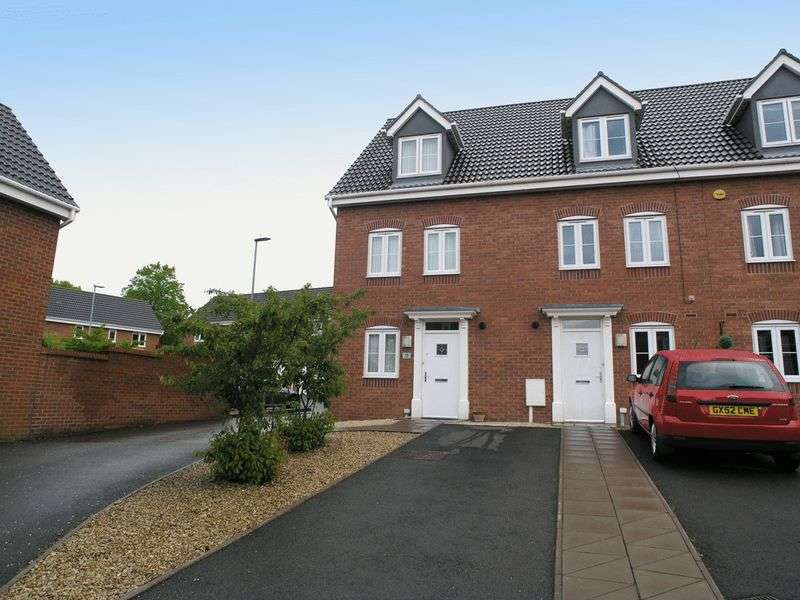 4 Bedrooms Terraced House for sale in BRIERLEY HILL, The Breeze