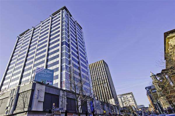 Office Commercial for rent in Quayside Tower, Broad Street, Birmingham
