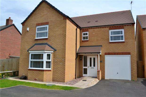 4 Bedrooms Detached House for sale in Browns Lane, Allesley, Coventry, West Midlands