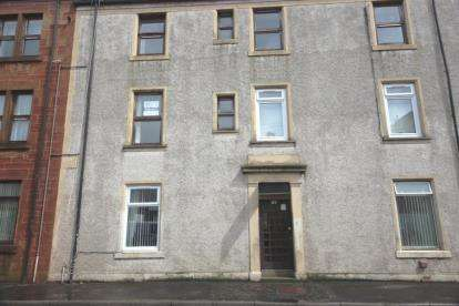 1 Bedroom Flat for sale in Boyd Street, Largs