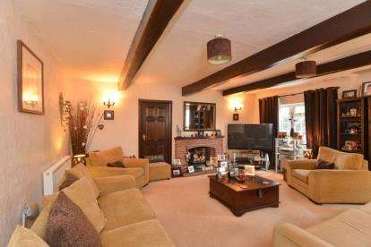 5 Bedrooms Detached House for sale in Mansfield Road, Brinsley, Nottingham, Nottinghamshire