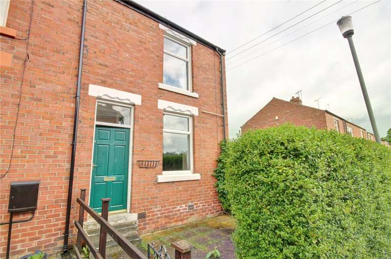 2 Bedrooms End Of Terrace House for sale in Park View Terrace, Langley Moor, Durham, DH7