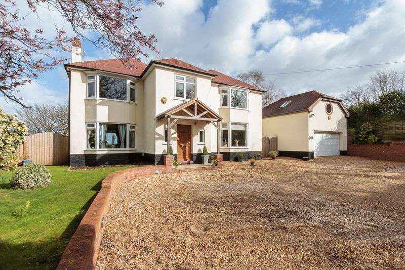 5 Bedrooms Detached House for sale in Norley Road, Cuddington, Cheshire