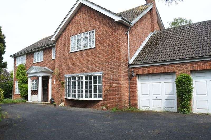 5 Bedrooms Detached House for sale in Wheatsheaf Lane, Long Bennington, Newark