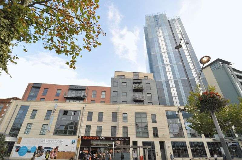 1 Bedroom Flat for sale in Central Quay North, Bristol, BS1