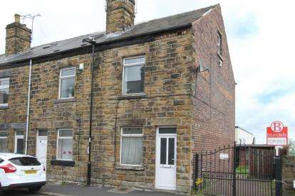 3 Bedrooms End Of Terrace House for sale in Medlock Road, Handsworth, Sheffield