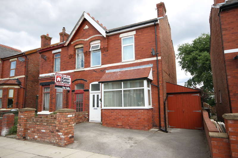 3 Bedrooms Semi Detached House for sale in Portland Street, Southport