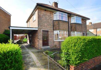 3 Bedrooms Semi Detached House for sale in Batworth Road, Sheffield, South Yorkshire