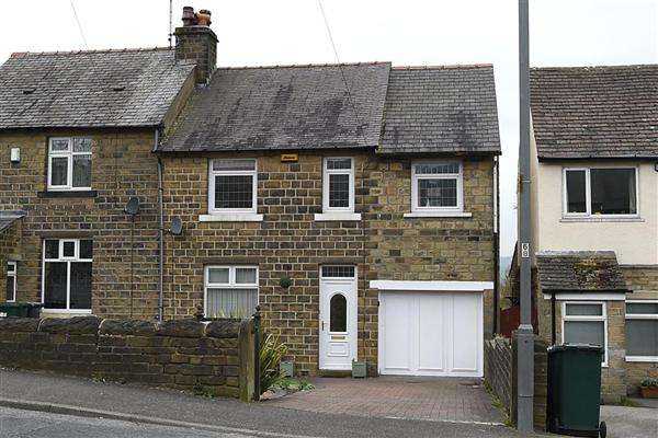 5 Bedrooms Semi Detached House for sale in Gilroyd Lane, Heights, Huddersfield