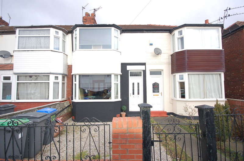 2 Bedrooms Terraced House for sale in Southbank Avenue, Blackpool