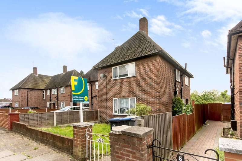 3 Bedrooms Semi Detached House for sale in Tower Road, Willesden, NW10
