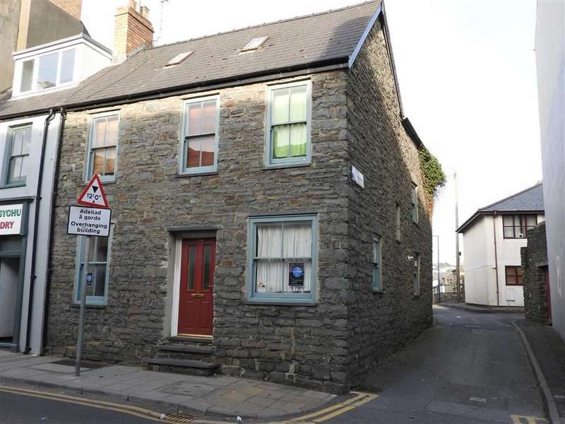 4 Bedrooms Property for sale in Bridge Street, Aberystwyth