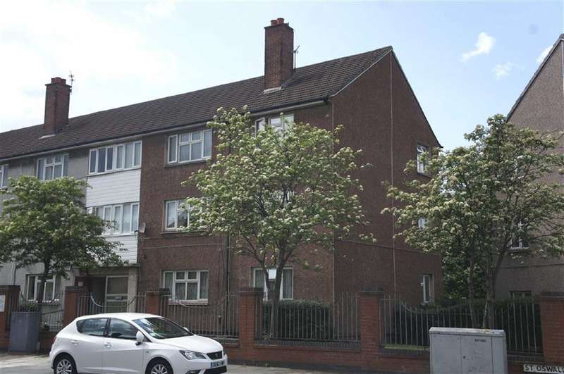 2 Bedrooms Flat for sale in St Oswalds Lane, Netherton, Merseyside