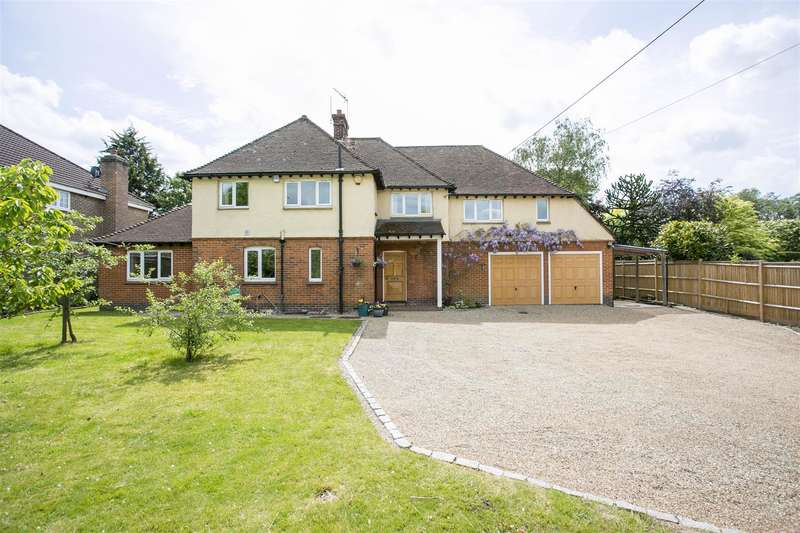 5 Bedrooms Property for sale in Rectory Lane North, West Malling