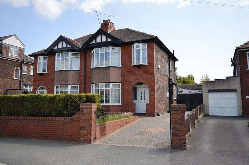 3 Bedrooms Semi Detached House for sale in Highfield Road, Widnes