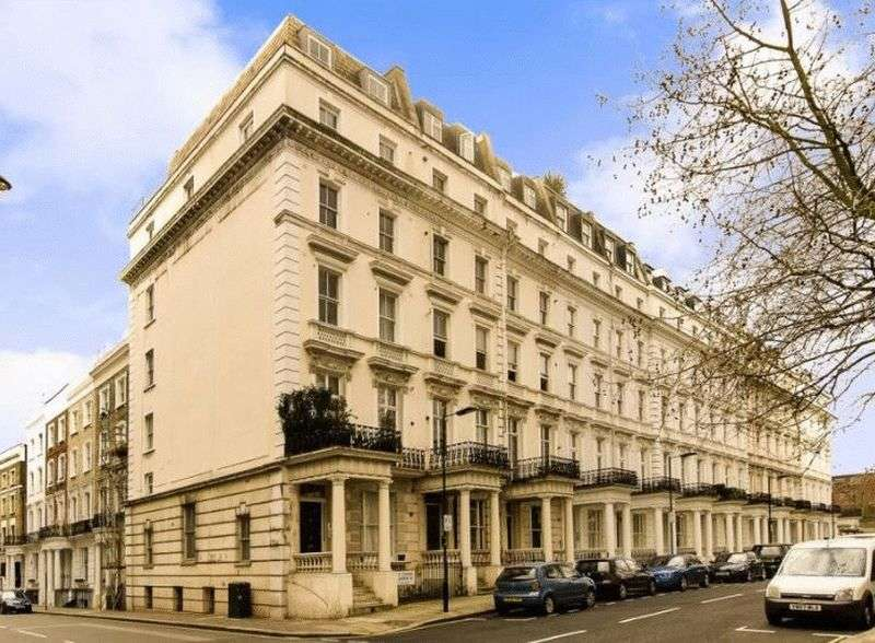 2 Bedrooms Flat for sale in St. Stephens Gardens,