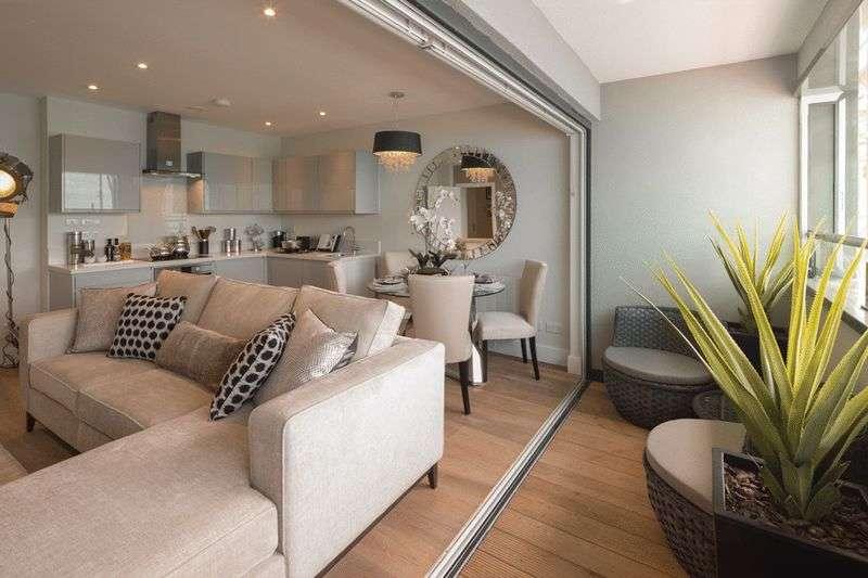 2 Bedrooms Flat for sale in Elstree Way, Borehamwood