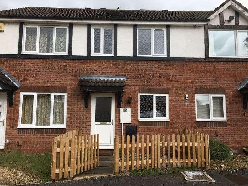 2 Bedrooms Terraced House for sale in Swift Gate, Shawbirch