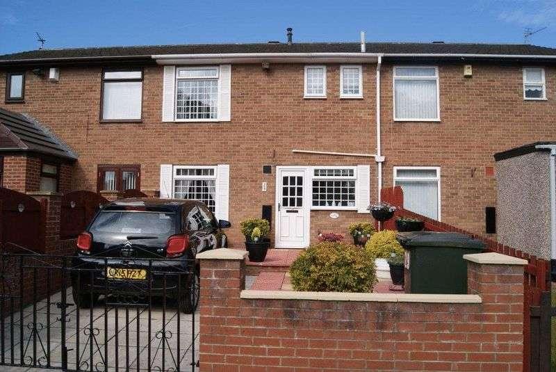 3 Bedrooms House for sale in Albert Terrace, West Moor, Newcastle Upon Tyne