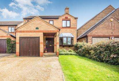 4 Bedrooms Detached House for sale in Luddington Road, Stratford Upon Avon
