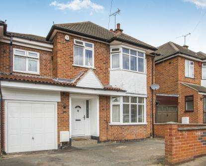 5 Bedrooms Detached House for sale in Byway Road, Leicester, Leicestershire