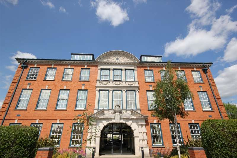 2 Bedrooms Flat for sale in Barbourne Works, Northwick Avenue, Worcester