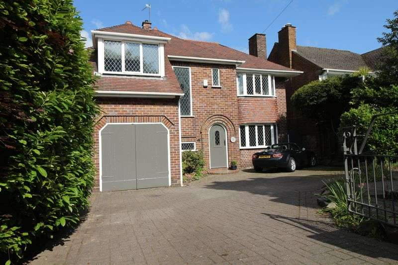 4 Bedrooms Detached House for sale in Mount Road, Wirral