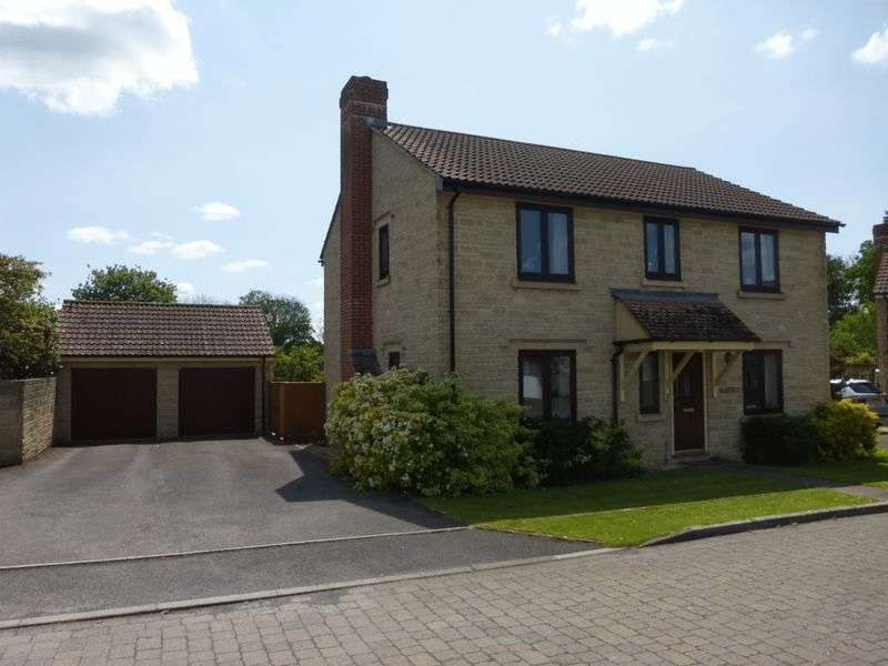 4 Bedrooms Detached House for sale in Little Trumps, Tintinhull