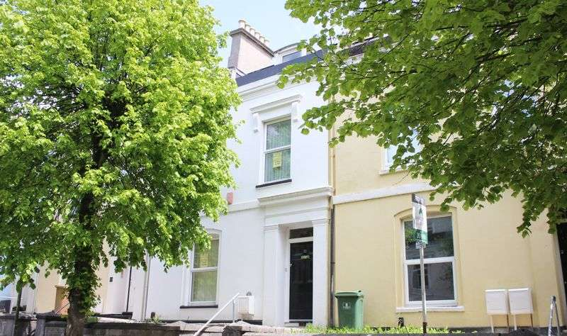 5 Bedrooms Terraced House for sale in Victoria Place, Stoke, Plymouth