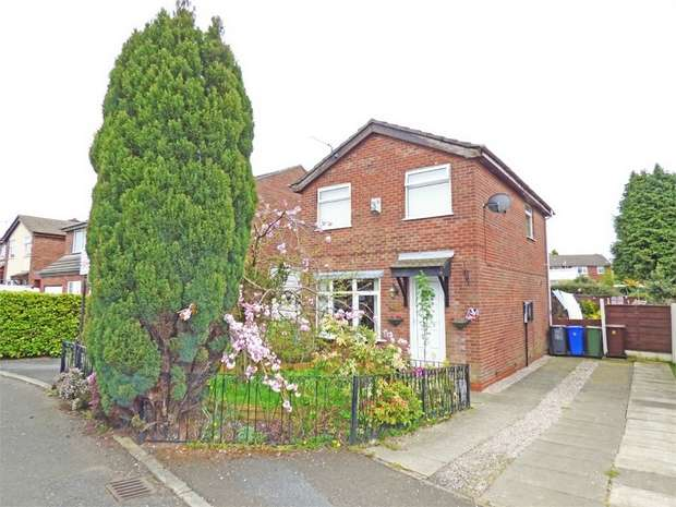 2 Bedrooms Detached House for sale in Lindisfarne Road, Ashton-under-Lyne, Greater Manchester
