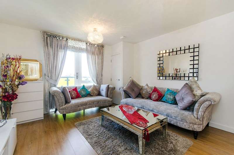 1 Bedroom Flat for sale in Canning Road, Wealdstone, HA3