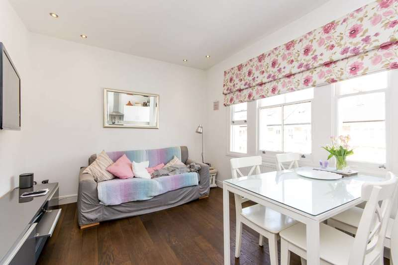 2 Bedrooms Maisonette Flat for sale in Grittleton, Maida Vale, W9