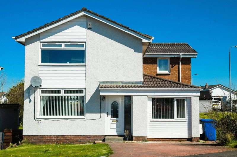 4 Bedrooms Detached House for sale in Wotherspoon Drive, Beith