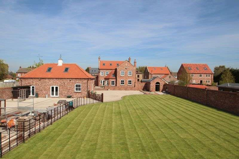 7 Bedrooms Detached House for sale in Old Trough Lane, Sandholme, HU15