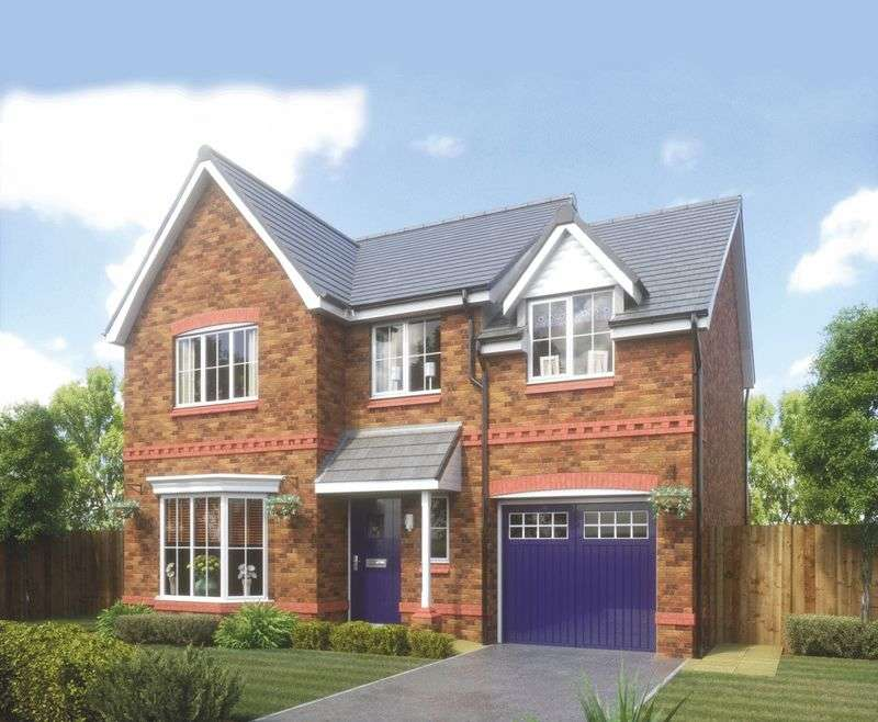 4 Bedrooms Detached House for sale in The Glasson - Rectory Lane, Standish, WN6 0XD