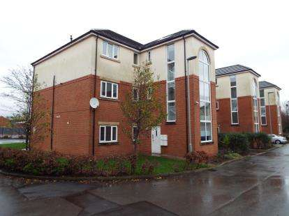 2 Bedrooms Flat for sale in The Trinity, Bridgeman Street, Bolton, Greater Manchester, BL3
