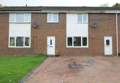3 Bedrooms Terraced House for sale in Lilac Way, Wrexham, Wrecsam, LL11