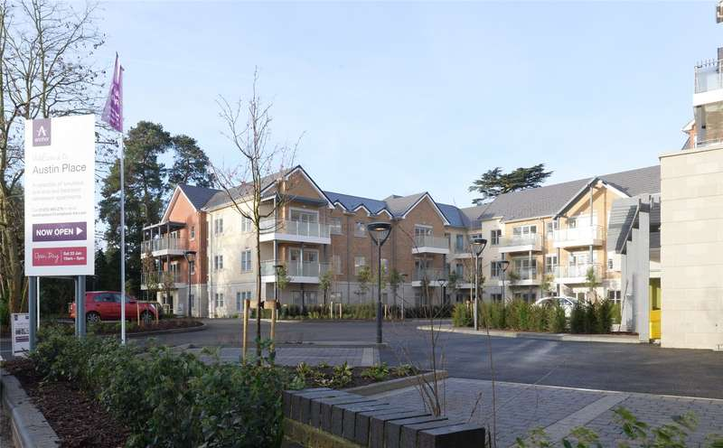 1 Bedroom Flat for sale in Oatlands Drive, Weybridge, Surrey, KT13