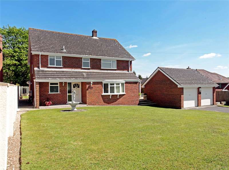 4 Bedrooms Detached House for sale in Gomeldon, Salisbury, Wiltshire, SP4