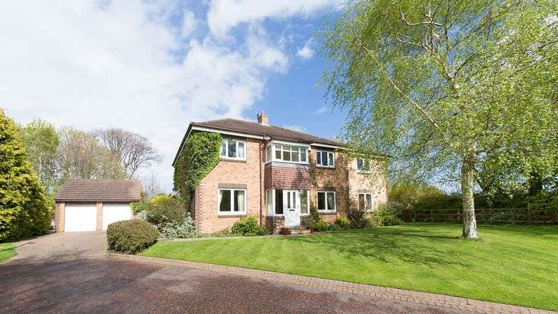 5 Bedrooms Detached House for sale in Aykley Court, Durham