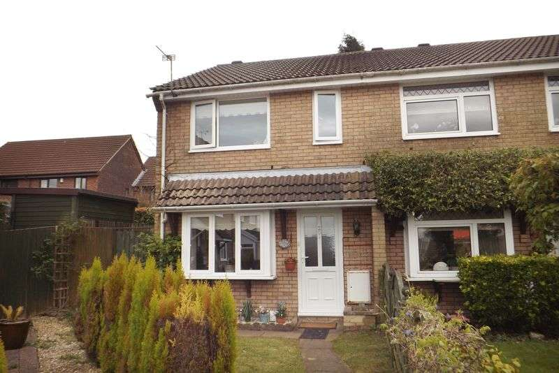 3 Bedrooms Terraced House for sale in Maes-Y-Parc, Swansea