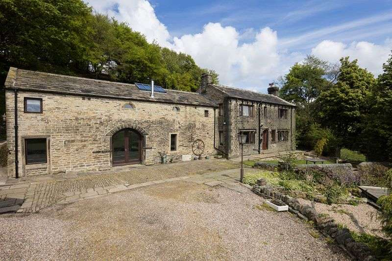 5 Bedrooms Property for sale in Heath Farm, Slaithwaite, Huddersfield