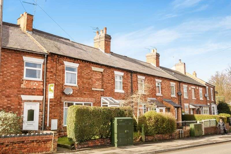 3 Bedrooms Terraced House for sale in Tamworth Road, Ashby-De-La-Zouch, Leicestershire LE65 2PR