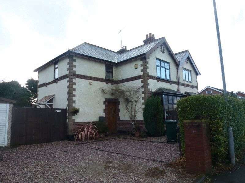 3 Bedrooms Semi Detached House for sale in Highfield Road, Chester