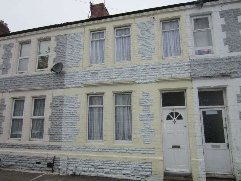 3 Bedrooms Terraced House for sale in Railway Street Splott Cardiff CF24 2ND