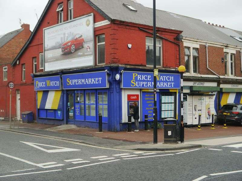 Land Commercial for sale in Price Watch, 136 Heaton Park Road, Heaton