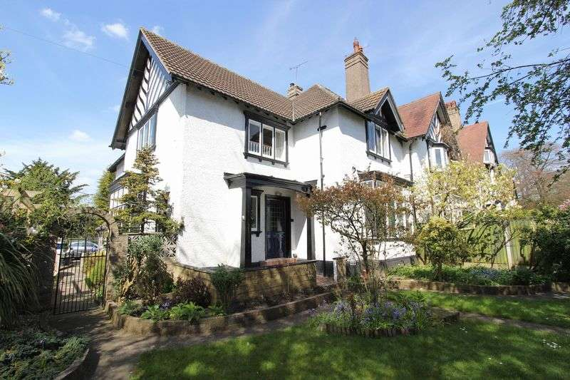 4 Bedrooms Semi Detached House for sale in Longton Road, Trentham